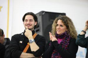 Giorgio Ciaccio e Claudia La Rocca