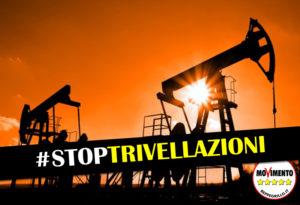 stop trivellazioni
