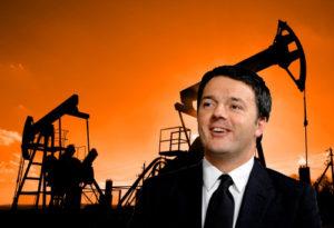 Trivellazioni Renzi