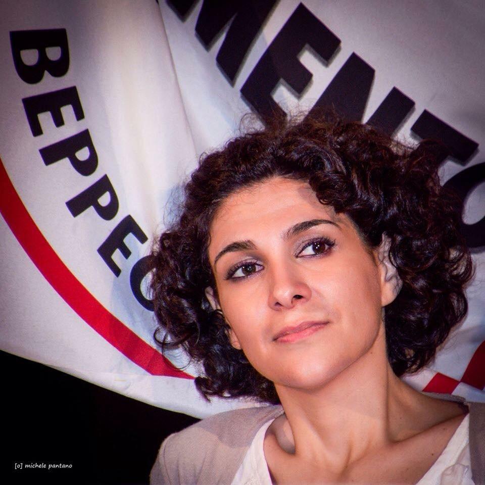 Marialucia Lorefice Parlamentare M5S