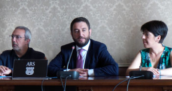 Conferenza Stampa RipartImpresa - Fiumefreddo, Cancelleri, Foti.