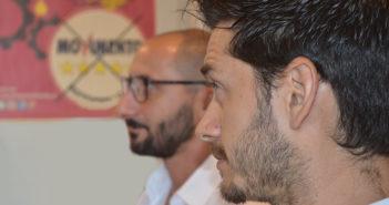Ciccio Cappello e Giorgio Ciaccio