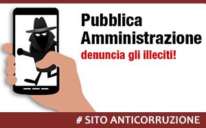 Sito Anticorruzione