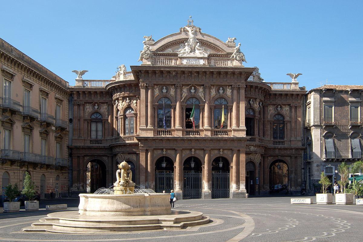"""Teatro Bellini di Catania, M5S: """"Silenzio assordante del governo, Musumeci dica cosa vuol fare"""""""