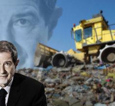 """M5S: """"Musumeci commissario dimezzato abbandonato da Roma? La verità è che sui rifiuti il governo va a casaccio""""."""