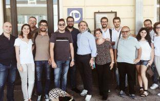 Discorso Camera Villarosa : Villarosa il congedo del sindaco franco costanza vivienna