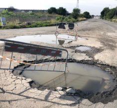 Infrastrutture: M5S, strade colabrodo area industriale Catania, Governo intervenga