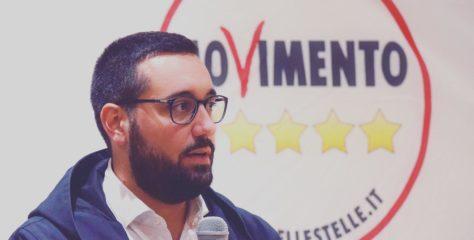 """Sunseri (M5S): """"Conferimento cittadinanza onoraria di Termini a Di Stefano in un momento inopportuno: non saremo presenti alla cerimonia"""""""