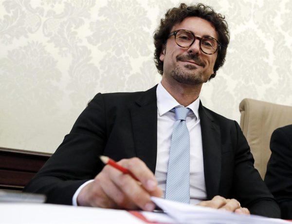 Il ministro Toninelli lunedì e martedì prossimi in Sicilia