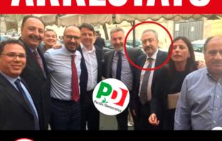"""Cappello  """"Arresto Ruggirello è battesimo peggiore per nuovo segretario  Zingaretti cui auguro buon lavoro"""" 56f546daf47e"""
