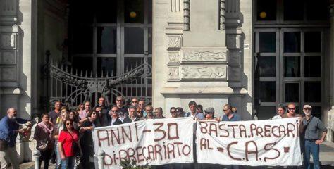 """CAS. M5S all'Ars: """"Solidarietà ai lavoratori ma serve subito tavolo tecnico"""""""
