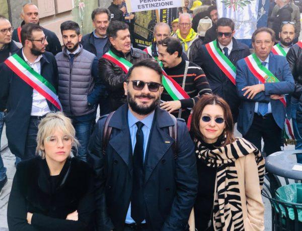 Manifestazione Coldiretti: Deputati M5S Ars al fianco degli agricoltori
