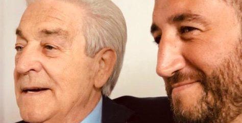 A Giancarlo ed Azzurra Cancelleri le condoglianze del gruppo parlamentare M5S all'Ars